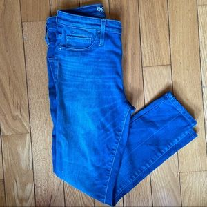 BOGO FREE; Mossimo high rise crop jegging